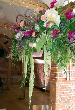 hanging flowers 4